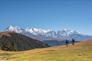Bramhtal trek -  a near touch to heaven