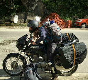 India tour- Day 1- Rampur to Sarahan,Himachal - 1200INR/day tour for a couple.