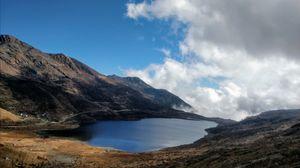 Sikkim : The land of virgin beauty.