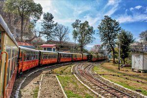 Toy Train Ride - Kalka to Shimla