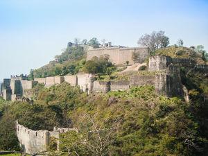 Majestic Kangra Fort