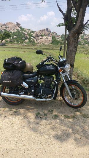 Thumping my way to Rameswaram - Day 1