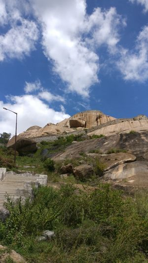 Gudibande Fort - Day Trip From Bangalore - Hiking and Trekking!