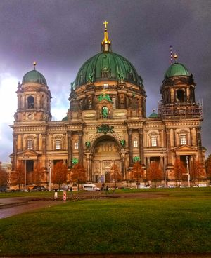 Magnificent Berliner Dom, The Cathedral