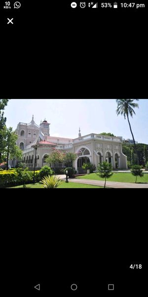 Aga Khan Palace, must to visit place in pune