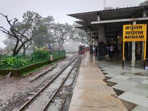 Short Trip to Matheran in #Monsoon #BestofMaharashtra