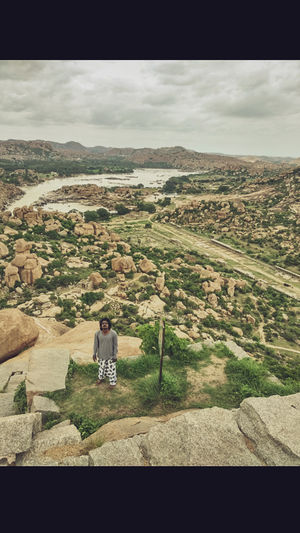 Hampi the city of ruins  Ruins is a gift Ruins is road to transformation