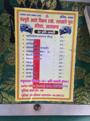 Important Details Haridwar