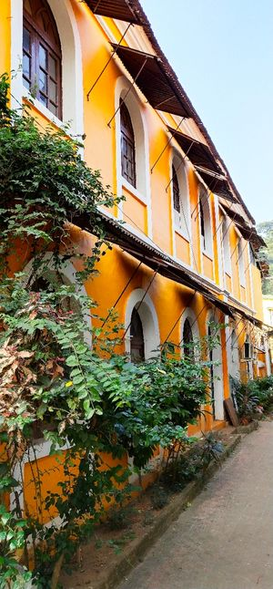 The brighter & colorful side of #Goa - Panaji