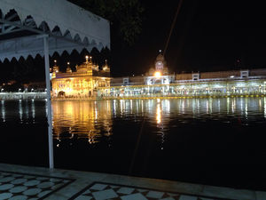 Mesmerising Golden temple- Amritsar