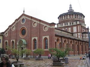 Santa Maria delle Grazie 1/2 by Tripoto