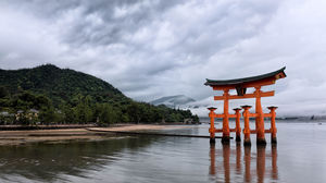 Itsukushima Shrine 厳島神社 1/1 by Tripoto