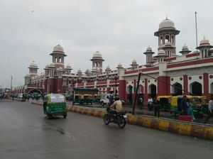 Lucknow junction or central