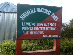 Himalayan Singalila Ridge Trek from Sandakphu to Phalut 8 Day Itinerary : Days 1-3