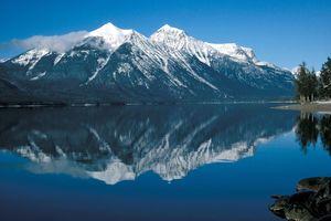 Journey through Glacier National Park 6 DaysItinerary : Days 1-3