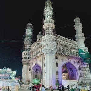 Golcunda Fort n Char Minar
