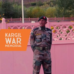Kargil War Memorial - Salute to real heroes