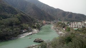 A budget outing to Rishikesh