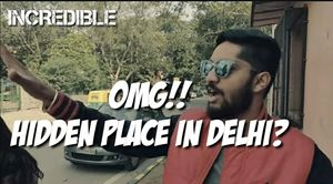 The Hidden Place In Delhi??|| Lodhi Art District || Swayam Subudhi