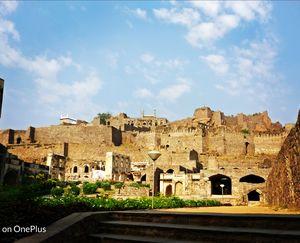 Gola Konda - Hyderabad Trip