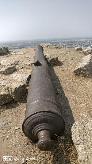 Fort on Monolithic Rock- Bhongir