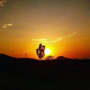 Sunsets around Nashik #sunsets