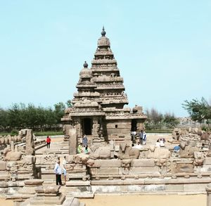 Pondicherry and Mahabalipuram. Best place for the beach lovers staying in Bangalore and chennai.