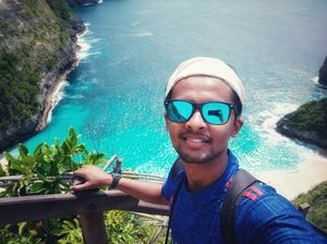 A bluey outing indeed !  #SelfieWithAView #TripotoCommunity
