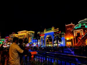 Mesmerizing Beauty of Global Village , UAE