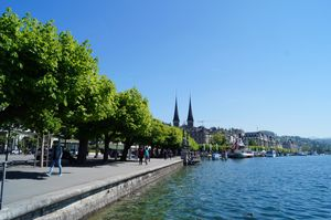 Lucern and Mt Titlis, Switzerland travel tales