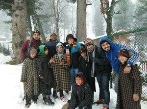 A trip to Kashmir in New Year