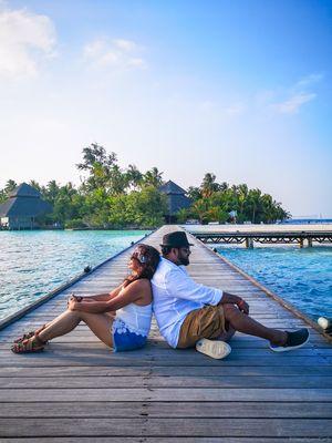Maldives Trailer 2019 I Budget Travel I India to Maldives I Indian Travel Couple