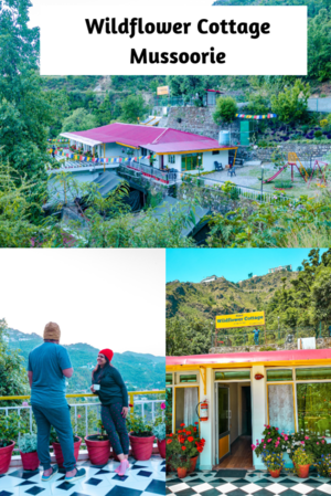 This Hidden Pahadi Gem in Mussoorie makes for the perfect getaway. | Naughty and Curly