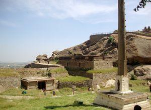 Beyond the green mounds: Karnataka's fortress city