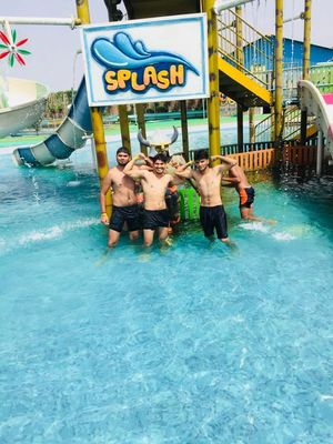 #One day trip splash water park(near Delhi ncr)