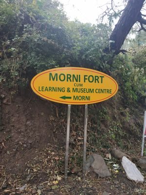 Haryana Hill Station Trip Morni Hills