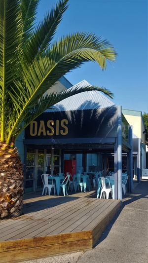 In search of Oasis #melbourne