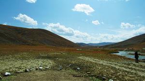 Deosai Plains near Kala Pani, Skardu