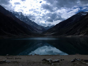 KARACHI TO KHUNJERAB - Day 2: Saiful Muluk Lake (Naran)