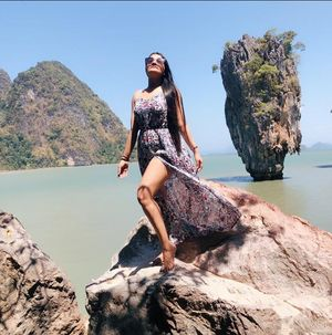 Go glamorous with James Bond island ????.. Swim, click and shop