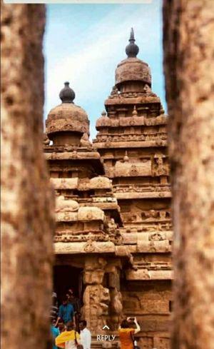 Solo trip Tamil nadu Mahabalipuram