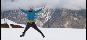If you go to one place next winter, it must be Auli !!!!!!