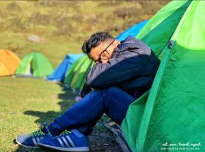Prashar Lake & Bir Billing Paragliding, Himachal Pradesh - Solo Bike Trip