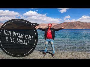 Leh Ladakh a DREAM Trip 2019 - Trailer | Mountain Wheeler