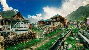 CHITKUL - Last Indian village