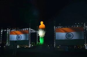 Statue of unity -The Biggest statue of world