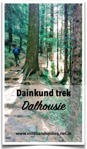 Dalhousie - Dainkund Trek