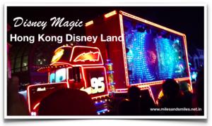 Hong Kong Day #1: Disneyland: A fairytale Christmas