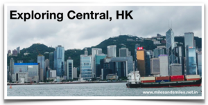 Hong Kong By Foot: Exploring Central