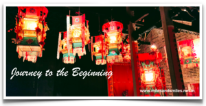 Hong Kong By Foot:A journey to the beginning